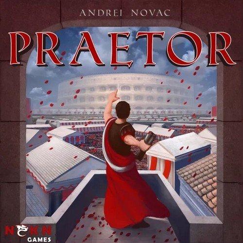 Praetor  (Lingua: Inglese - Stato: Usato)