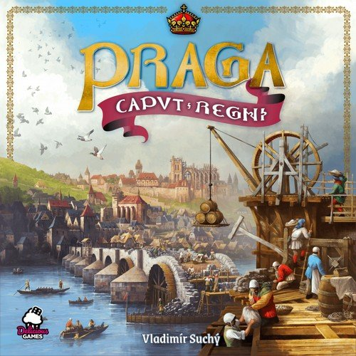 Praga Caput Regni  (Lingua: Italiano - Stato: Nuovo)