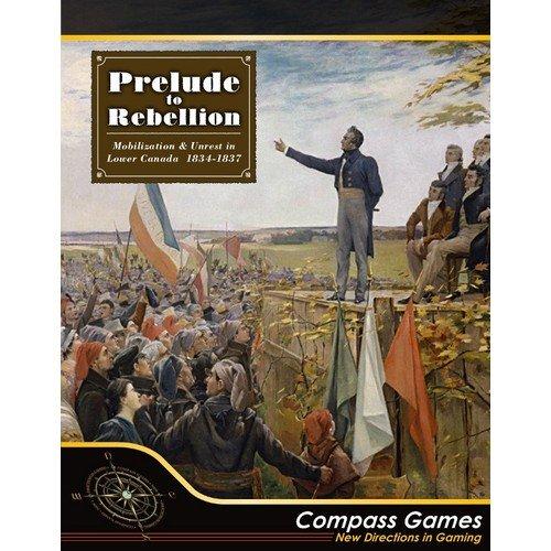 Prelude to Rebellion  (Lingua: Inglese - Stato: Nuovo)