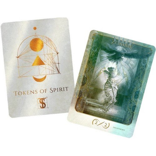 PREMIUM FOIL Terese Nielsen Tokens of Spirit  (Stato: Nuovo)