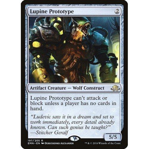 Prototipo Lupino  (Lingua: Inglese - Stato: Near Mint)