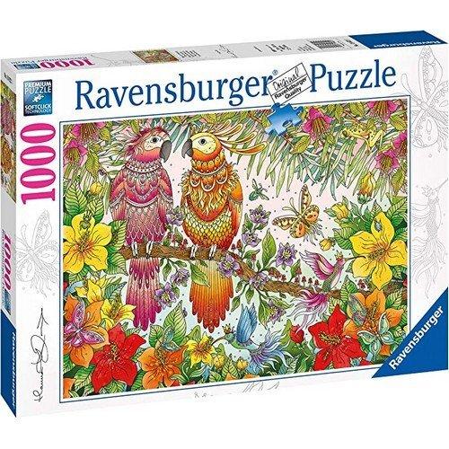 Puzzle 1000: Atmosfera Tropicale  (Lingua: Multilingua - Stato: Nuovo)