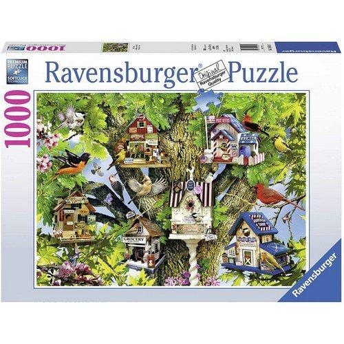 Puzzle 1000: Bird Village  (Lingua: Multilingua - Stato: Nuovo)