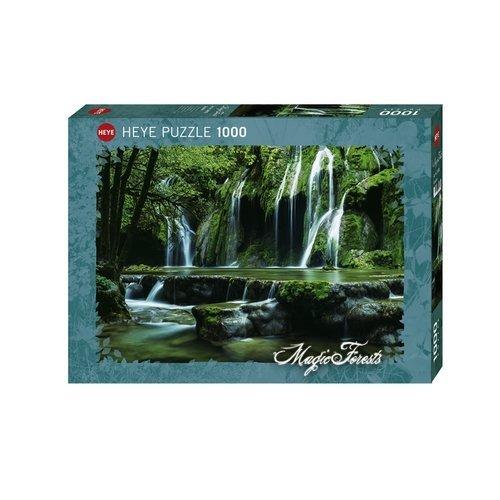 Puzzle 1000: Cascades  (Lingua: Multilingua - Stato: Nuovo)
