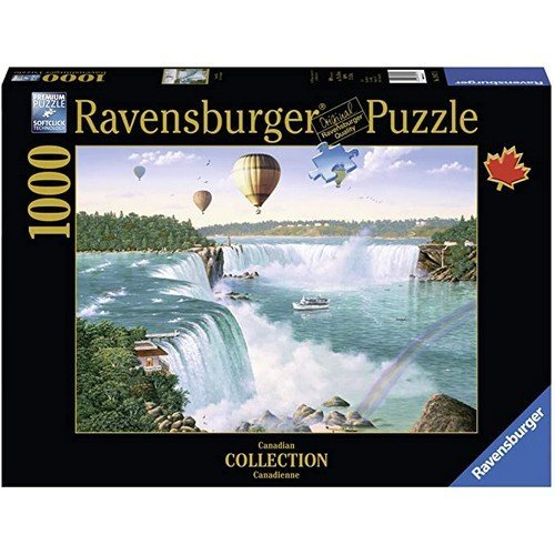 Puzzle 1000: Cascate del Niagara  (Lingua: Multilingua - Stato: Nuovo)