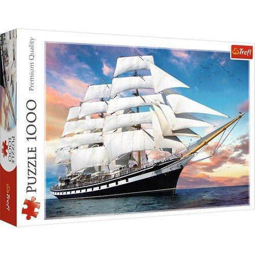 Puzzle 1000: Cruise  (Lingua: Multilingua - Stato: Nuovo)