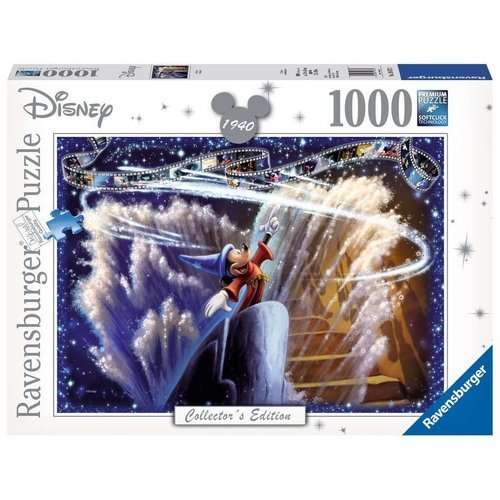 Puzzle 1000: Disney, Fantasia  (Lingua: Multilingua - Stato: Nuovo)