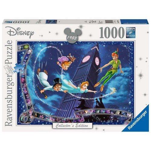 Puzzle 1000: Disney, Peter Pan  (Lingua: Multilingua - Stato: Nuovo)