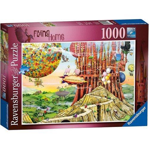 Puzzle 1000: Flying Home  (Lingua: Multilingua - Stato: Nuovo)