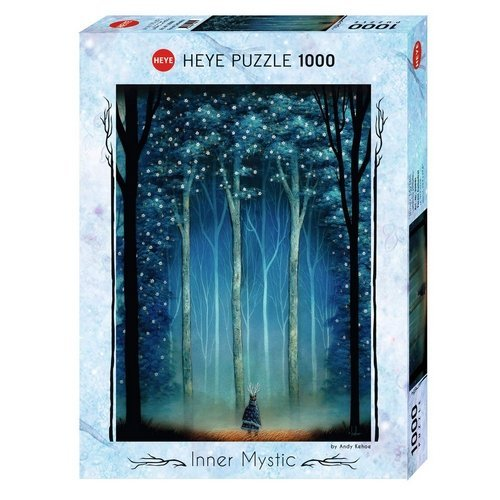 Puzzle 1000: Forest Cathedral  (Stato: Nuovo)