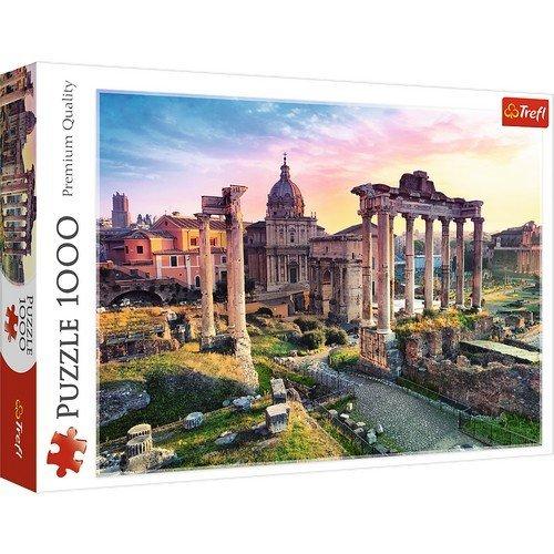 Puzzle 1000: Foro Romano  (Lingua: Multilingua - Stato: Nuovo)