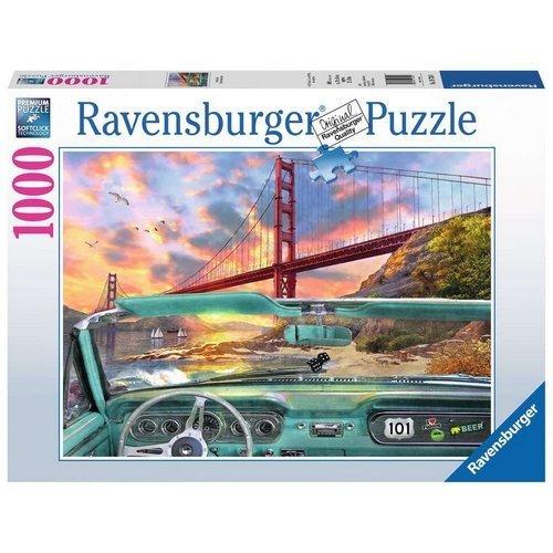Puzzle 1000: Golden Gate  (Lingua: Multilingua - Stato: Nuovo)
