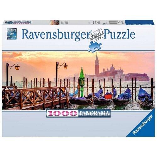 Puzzle 1000: Gondole a Venezia  (Lingua: Multilingua - Stato: Nuovo)