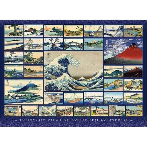 Puzzle 1000: Hokusai  (Lingua: Multilingua - Stato: Nuovo)