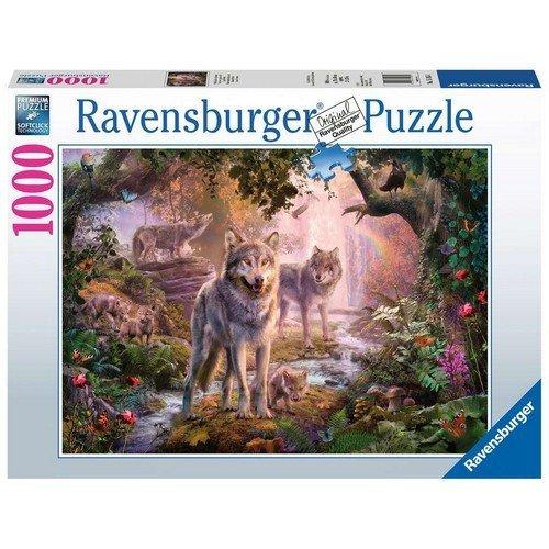 Puzzle 1000: Lupi d'Estate  (Lingua: Multilingua - Stato: Nuovo)