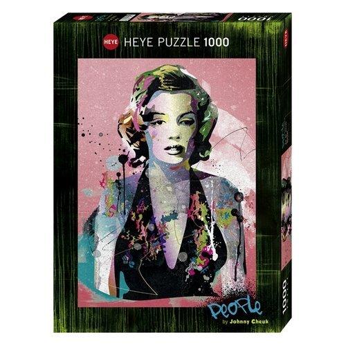 Puzzle 1000: Marilyn Monroe  (Lingua: Multilingua - Stato: Nuovo)