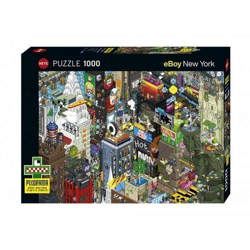 Puzzle 1000: New York Quest  (Lingua: Multilingua - Stato: Nuovo)