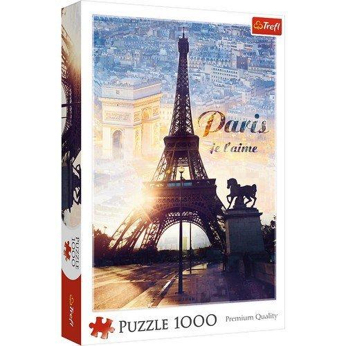 Puzzle 1000: Parigi all'Alba  (Lingua: Multilingua - Stato: Nuovo)