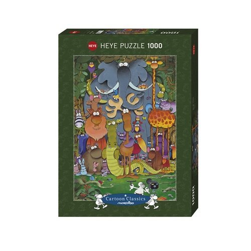Puzzle 1000: Photo  (Stato: Nuovo)