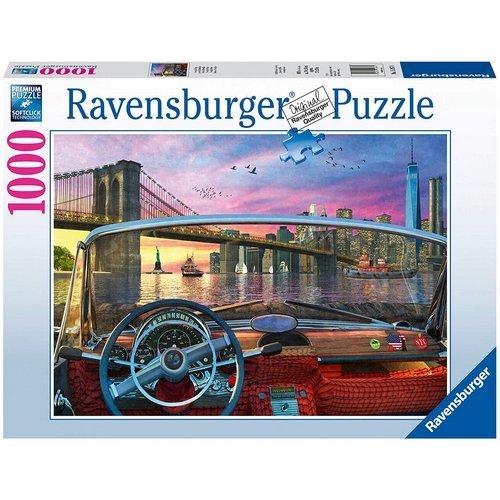 Puzzle 1000: Ponte di Brooklyn  (Lingua: Multilingua - Stato: Nuovo)