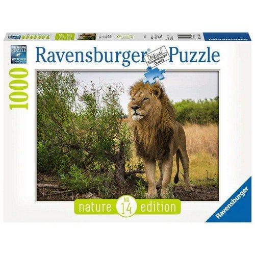 Puzzle 1000: Re dei Leoni  (Lingua: Multilingua - Stato: Nuovo)