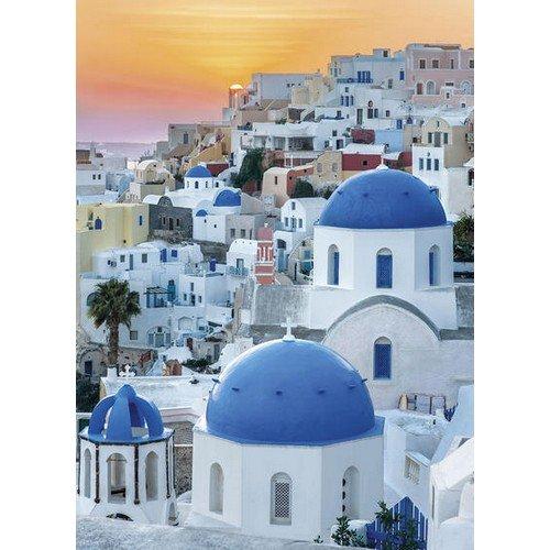 Puzzle 1000: Santorini  (Lingua: Multilingua - Stato: Nuovo)