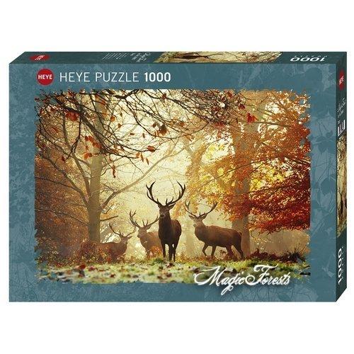 Puzzle 1000: Stags  (Stato: Nuovo)