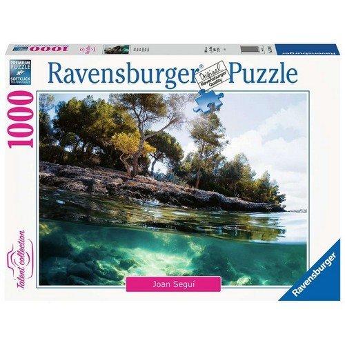 Puzzle 1000 Talent Collection: Punti di Vista  (Lingua: Multilingua - Stato: Nuovo)
