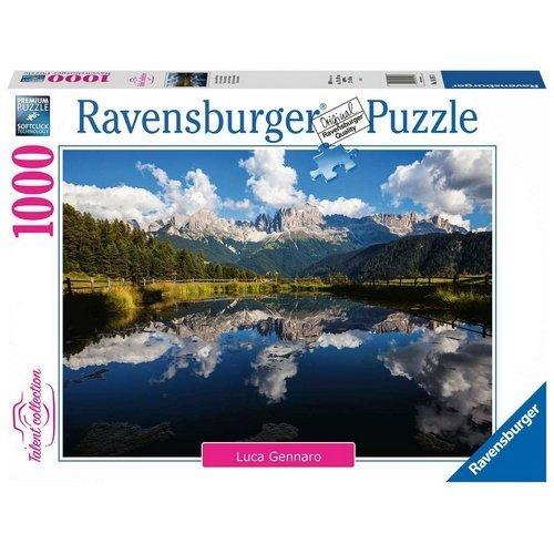 Puzzle 1000 Talent Collection: Vita in Montagna  (Lingua: Multilingua - Stato: Nuovo)