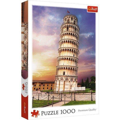 Puzzle 1000: Torre di Pisa  (Lingua: Multilingua - Stato: Nuovo)