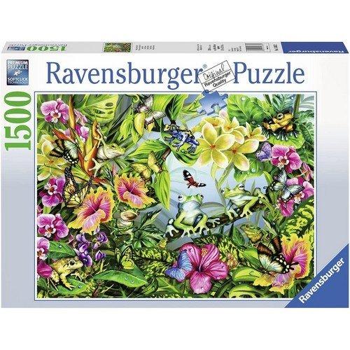 Puzzle 1500: Cerca le Rane  (Lingua: Multilingua - Stato: Nuovo)
