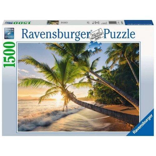 Puzzle 1500: Spiaggia Segreta  (Lingua: Multilingua - Stato: Nuovo)