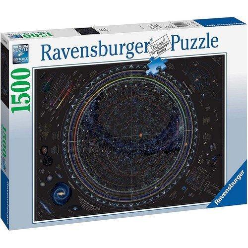 Puzzle 1500: Universo  (Lingua: Multilingua - Stato: Nuovo)