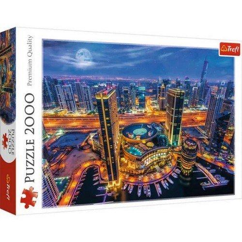 Puzzle 2000: Luci di Dubai  (Lingua: Multilingua - Stato: Nuovo)
