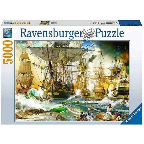 Puzzle 5000: Battaglia in Alto Mare  (Lingua: Multilingua - Stato: Nuovo)