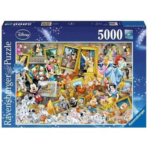 Puzzle 5000: Micky l'Artista  (Lingua: Multilingua - Stato: Nuovo)