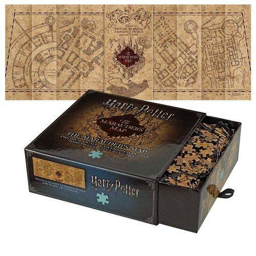 Puzzle 1000: Harry Potter The Marauder's Map  (Stato: Nuovo)