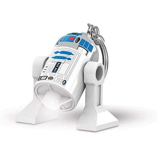 R2-D2 Lego Portachiavi Led Light 6cm  (Stato: Nuovo)