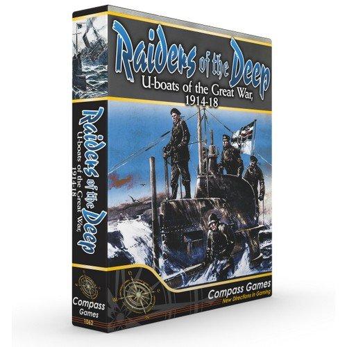 Raiders of the Deep  (Lingua: Inglese - Stato: Nuovo)