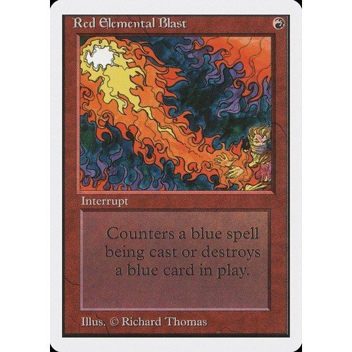 Red Elemental Blast  (Lingua: Inglese - Stato: Played)