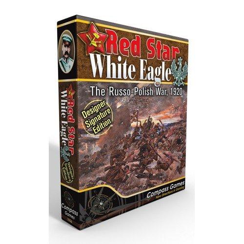 Red Star White Eagle  (Lingua: Inglese - Stato: Nuovo)