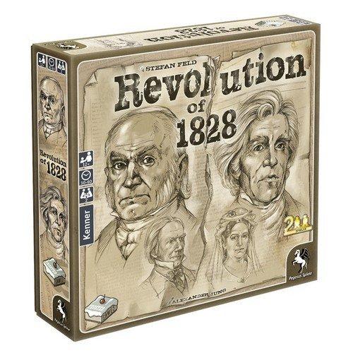 Revolution of 1828  (Lingua: Tedesco - Stato: Nuovo)