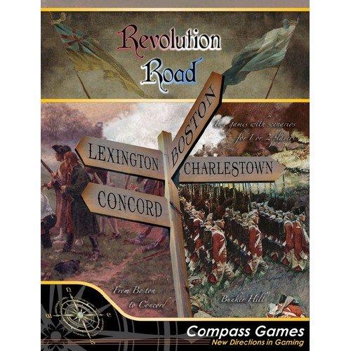 Revolution Road  (Lingua: Inglese - Stato: Nuovo)