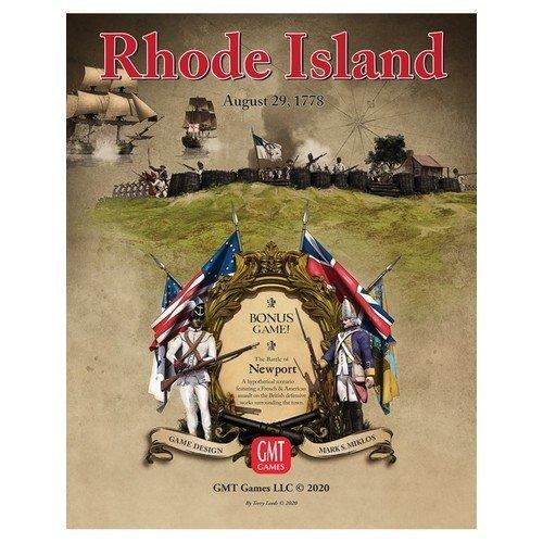 Rhode Island  (Lingua: Inglese - Stato: Nuovo)