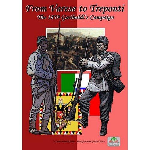 Risorgimento: From Varese to Treponti  (Lingua: Italiano, Inglese - Stato: Nuovo)