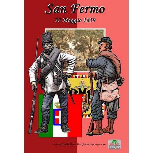 Risorgimento: San Fermo  (Lingua: Italiano, Inglese - Stato: Nuovo)