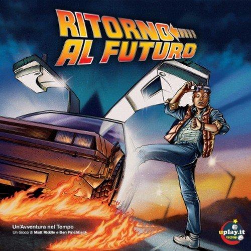 Ritorno al Futuro: un'Avventura nel Tempo  (Lingua: Italiano - Stato: Nuovo)