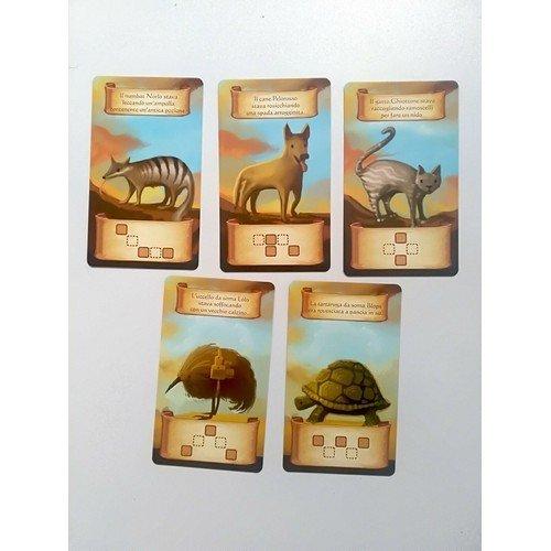 Roam: Animali Promo Pack  (Lingua: Italiano - Stato: Nuovo)