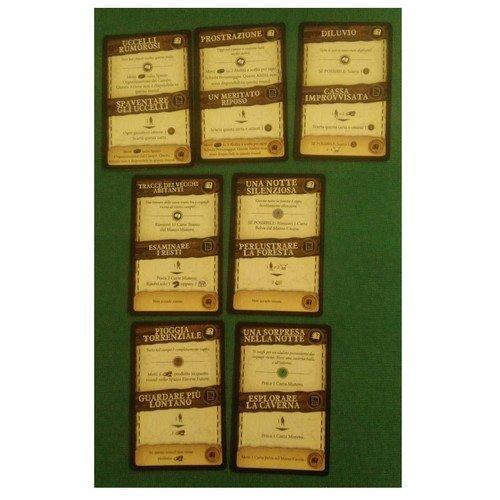 Robinson Crusoe: Carte Evento  (Lingua: Italiano - Stato: Nuovo)