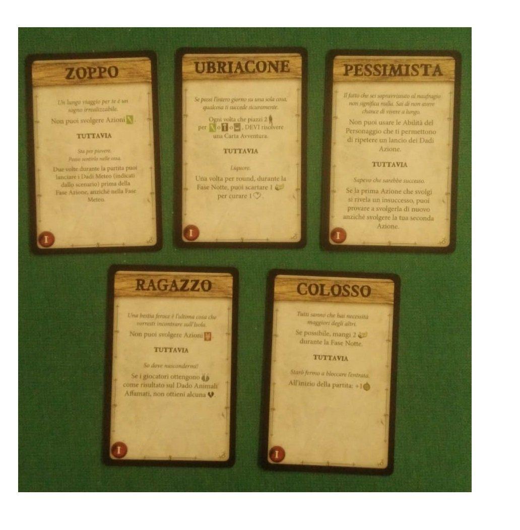 Robinson Crusoe: Caratteristiche I  (Lingua: Italiano - Stato: Nuovo)